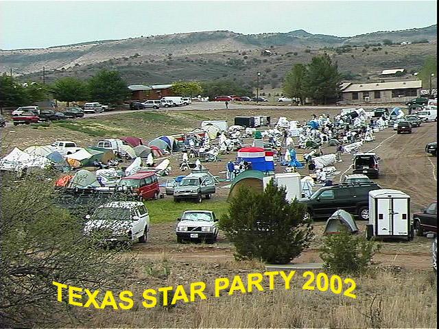 Home Texas Star Party