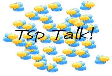 Talk on the TSP Forums!
