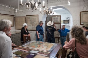 Museum of the Big Bend - Map Room