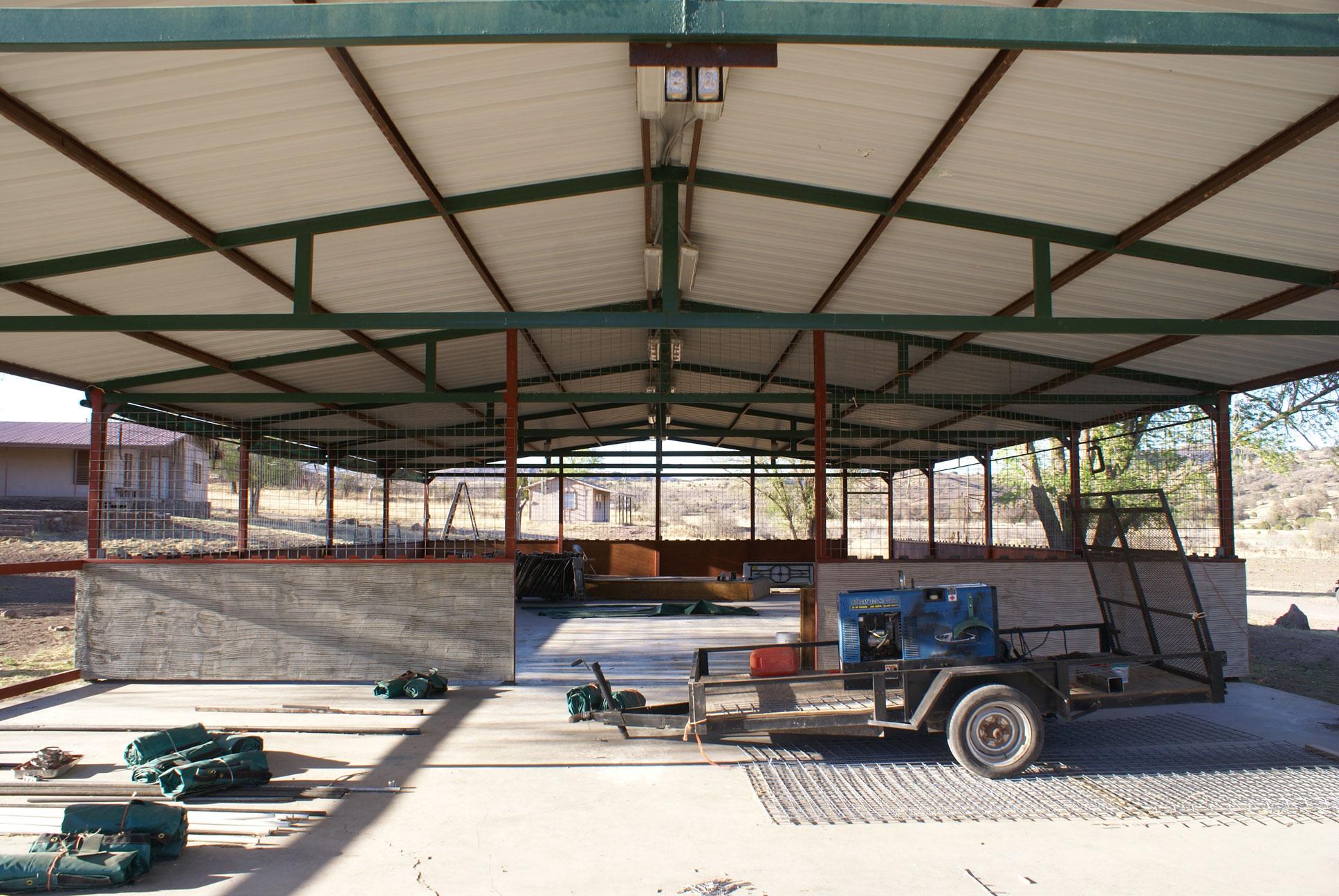 Vendor pavilion work texas star party - Vender garaje ...