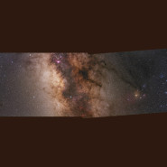 Central Milky Way Mosaic taken by ALAN ERICKSON of HIGHLANDS RANCH, CO